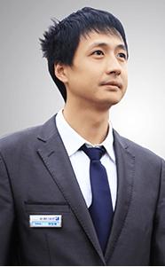 VR数字媒体教师黄俊钢