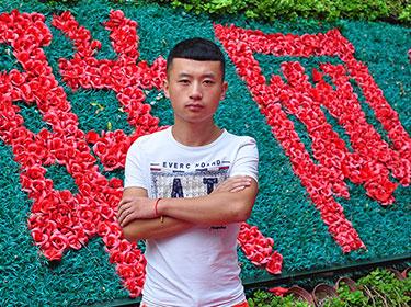 就业之星—杨辉