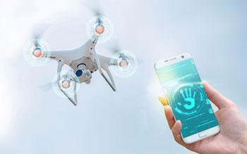 无人机飞行应用技术